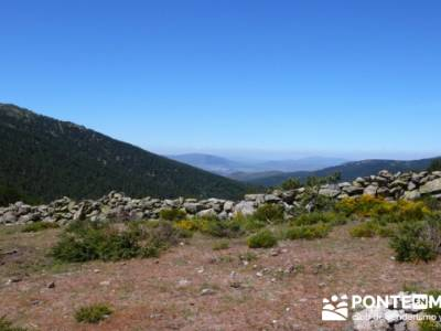 Collado de Marichiva - trekking madrid; rutas por la pedriza; a tu aire senderismo